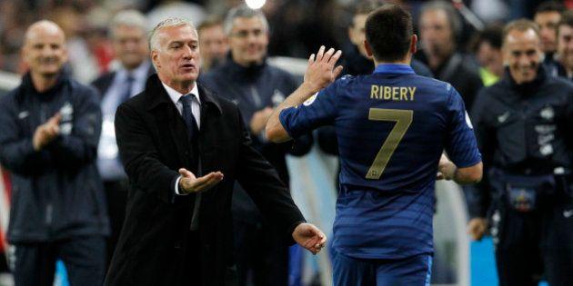 Retraite de Franck Ribéry: Didier Deschamps tacle le joueur mais pourrait le