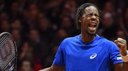 Coupe Davis: Monfils balaye Federer, égalité