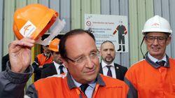 Hollande à Florange: une promesse qui tient bon (pas comme la
