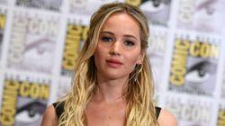 Jennifer Lawrence n'aime vraiment pas Donald