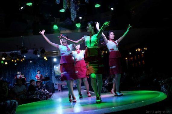 VIDÉO. Le girls band de Corée du Nord fait des émules à la frontière