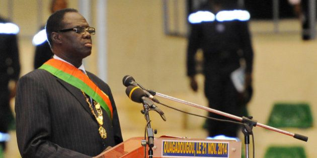Burkina Faso : Michel Kafando devient officiellement président intérimaire du