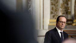 A mi-mandat, la grande conférence de presse de Hollande tombe au pire