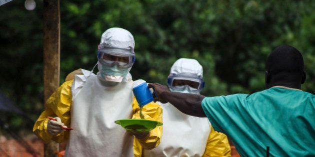 Ebola: la volontaire de MSF contaminée au Liberia va être rapatriée en France par avion