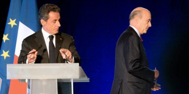 Alain Juppé hué et sifflé au meeting bordelais de Nicolas Sarkozy pour avoir défendu des primaires