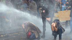 Quelques incidents lors des manifestations contre les