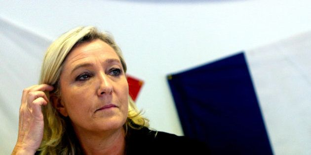 Le Front national a emprunté 9 millions d'euros auprès d'une banque