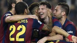 Les 253 buts de Messi avec Barcelone, un nouveau