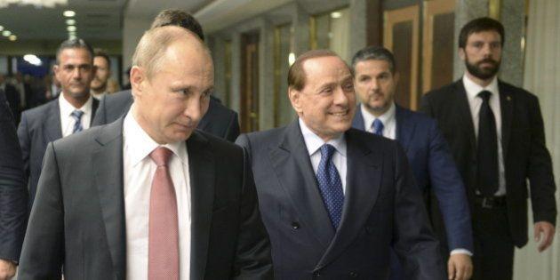 Silvio Berlusconi assure que Vladimir Poutine le voudrait comme ministre de