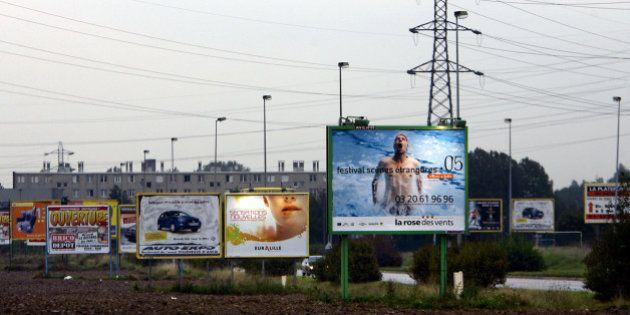 À Grenoble, les panneaux publicitaires vont disparaître a décidé le maire Éric