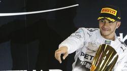 Un deuxième titre de champion du monde de F1 pour Lewis