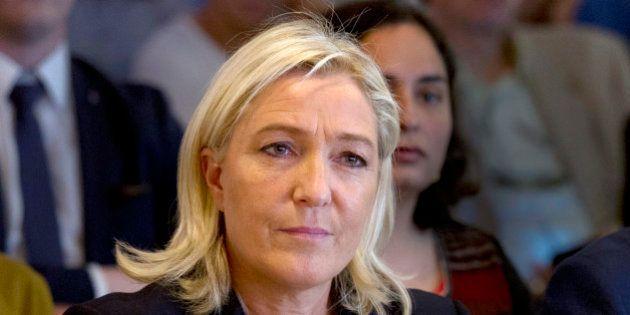 Marine Le Pen évoque une