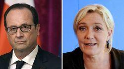 Marine Le Pen détrône François Hollande... sur