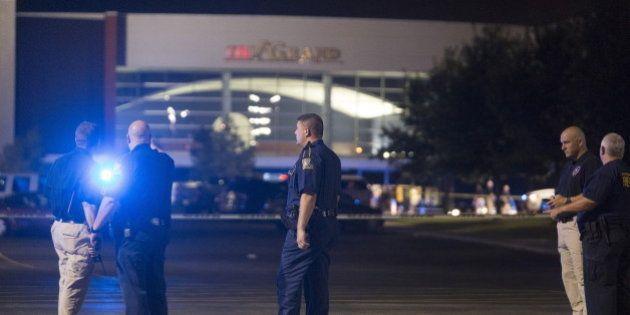 États-Unis: une fusillade dans un cinéma en Louisiane fait trois
