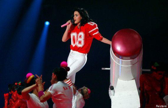 VIDÉO. Super Bowl 2015: c'est Katy Perry qui assurera le spectacle à la