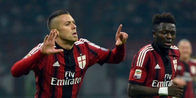 PHOTO. AC Milan - Inter Milan et la première photo de son bébé: Jérémy Menez a deux raisons de