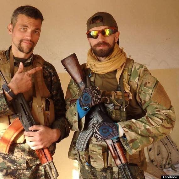 État islamique : deux Britanniques se battraient contre Daech en
