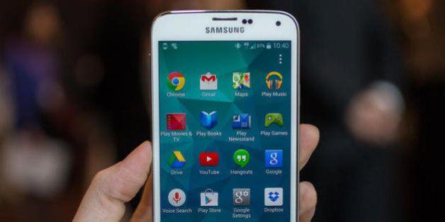 Samsung Galaxy S5: les ventes tourneraient au