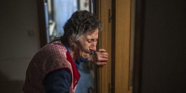 Expulsions en Espagne: comment le photographe Andrés Kudacki a capturé et vécu l'expulsion de Carmen,...
