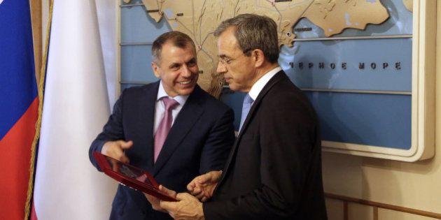 Parlementaires en Crimée: quand députés et sénateurs font de la diplomatie