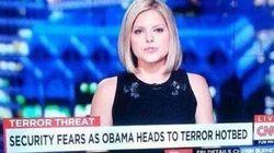 Ce titre de CNN sur le Kenya s'est attiré les foudres des