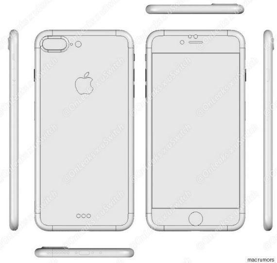 Date, design, photos... l'iPhone 7 Pro et les dernières rumeurs sur l'iPhone