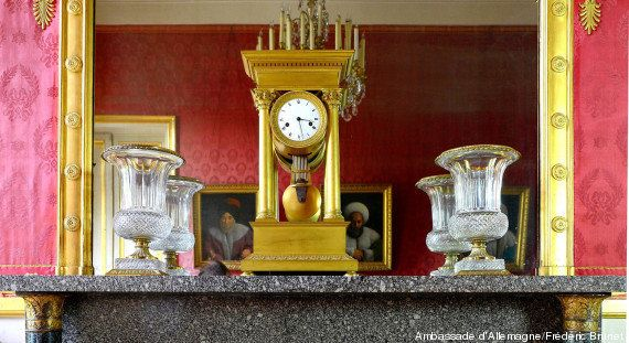 Journées du patrimoine 2014 : Sous les dorures de l'Hôtel de Beauharnais, l'incroyable résidence de l'ambassadeur