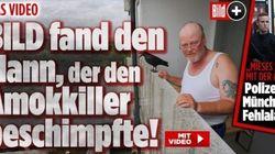 Les Allemands ont retrouvé l'homme qui a insulté le forcené de