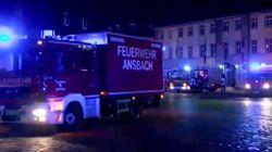 Une explosion en Allemagne fait 15 blessés, l'assaillant tué par la
