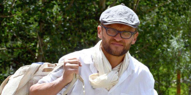 L'écrivain Sylvain Tesson dans un coma artificiel après une grave chute à
