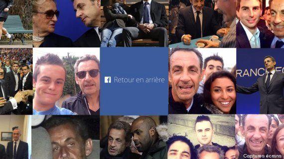 VIDÉO. Nicolas Sarkozy annonce son retour sur Facebook: son parcours en vidéo