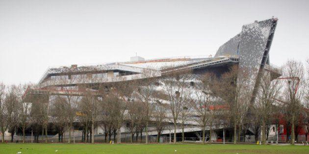 PHOTOS. Philharmonie de Paris: visite guidée d'un chantier au long