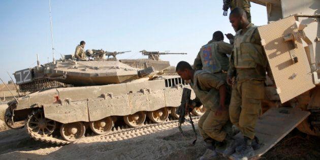Israël/Palestine: un enfant israélien tué par un obus palestinien, Netanyahu menace le