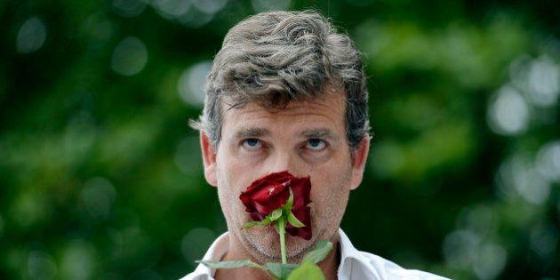 Fête de la Rose: Arnaud Montebourg reçoit les frondeurs qui lui mettent la
