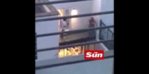 Une violente dispute de Lindsay Lohan et son fiancé Egor Tarabasov a été