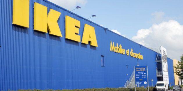 Vous pouvez désormais dormir chez IKEA et garder les