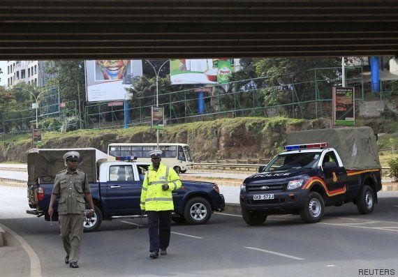 PHOTOS. Barack Obama au Kenya: un pays sous bouclage policier pour la visite historique du président
