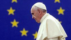 Le pape François demande à l'UE d'aider les