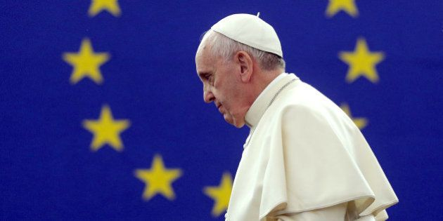 Pape François à Strasbourg : il appelle l'UE à s'ouvrir aux