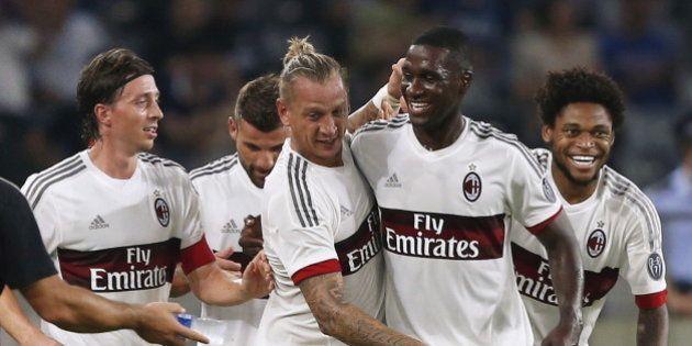 VIDÉO. Philippe Mexès marque un but d'anthologie face à l'Inter Milan lors d'un match amical en