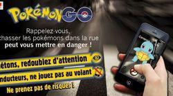 Deux accidents de la route en France à cause de Pokémon