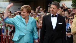 Angela Merkel victime d'une mauvaise chute à l'opéra de