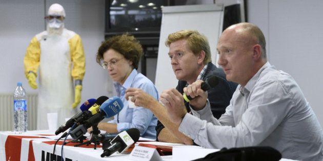 Ebola: La première Française victime du virus Ebola rapatriée près de Paris pour recevoir