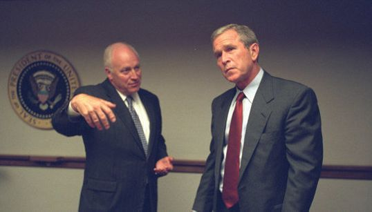 Au cœur de l'administration Bush le 11 septembre