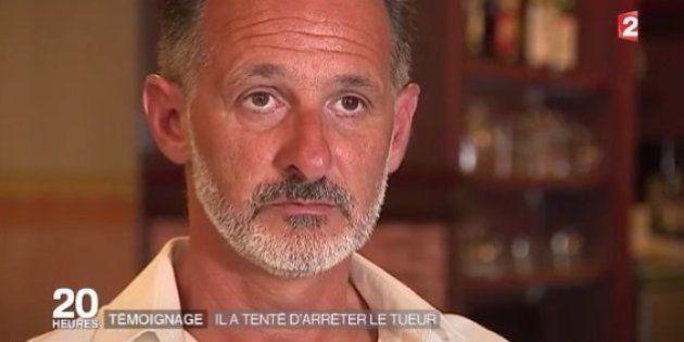 Ils récoltent 21.000 euros pour le héros au scooter de l'attentat de