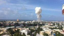 Au moins treize morts dans un double-attentat près de l'aéroport de