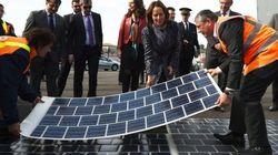 La technologie française prometteuse des routes solaires a encore tout à