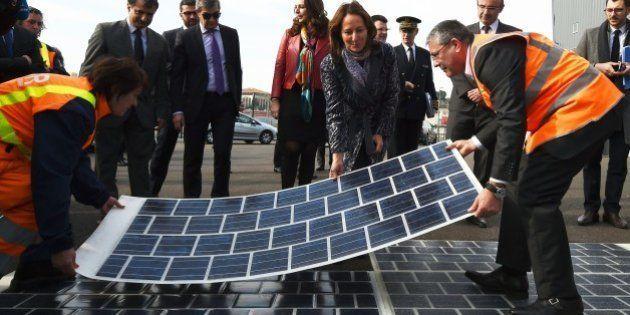 La technologie française prometteuse de la route solaire a encore tout à