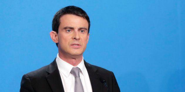 Popularité : Manuel Valls subit un sérieux revers au mois