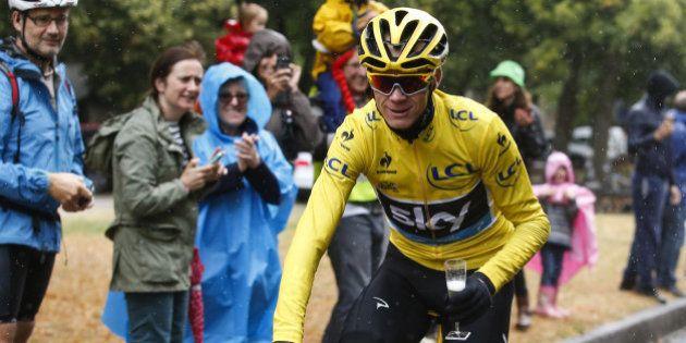 Le Tour de France 2015 remporté par Chris